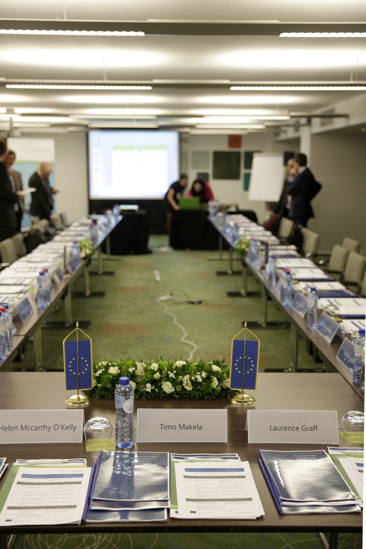 1st Steering Committee Meeting, Brussels, 20 January 2014